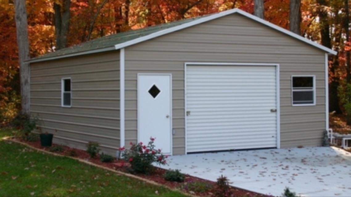 Garage kits for American garage builders